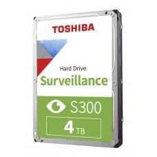 Жесткий диск Toshiba 4 TB HDWT140UZSVA серебристый