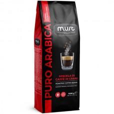 Кофе в зернах Must Puro Arabica 1кг