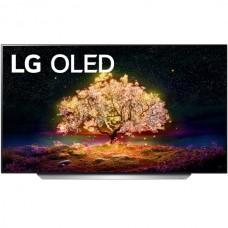 """OLED телевизор LG OLED55C14LB 54.6"""" (2021), космический черный"""