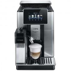 Кофемашина DeLonghi ECAM610.74.MB Серебристый