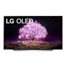 """OLED телевизор LG OLED48C1RLA 47.6"""" (2021), ванильный белый"""