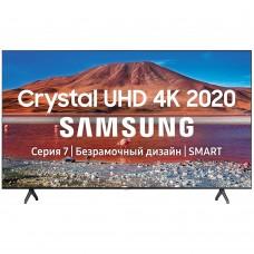 4K телевизор Samsung UE50TU7170UXRU черный