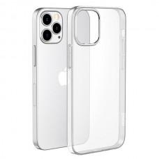 Силиконовый чехол Hoco для iPhone 12 mini прозрачный