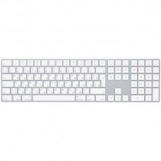 Клавиатура беспроводная Apple Magic Keyboard MQ052RS/A с цифровой панелью, русская раскладка