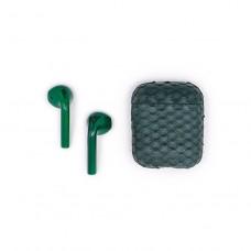 Наушники Apple AirPods 2 Color Green (Кожа зелёная) (без беспроводной зарядки чехла) MV7N2