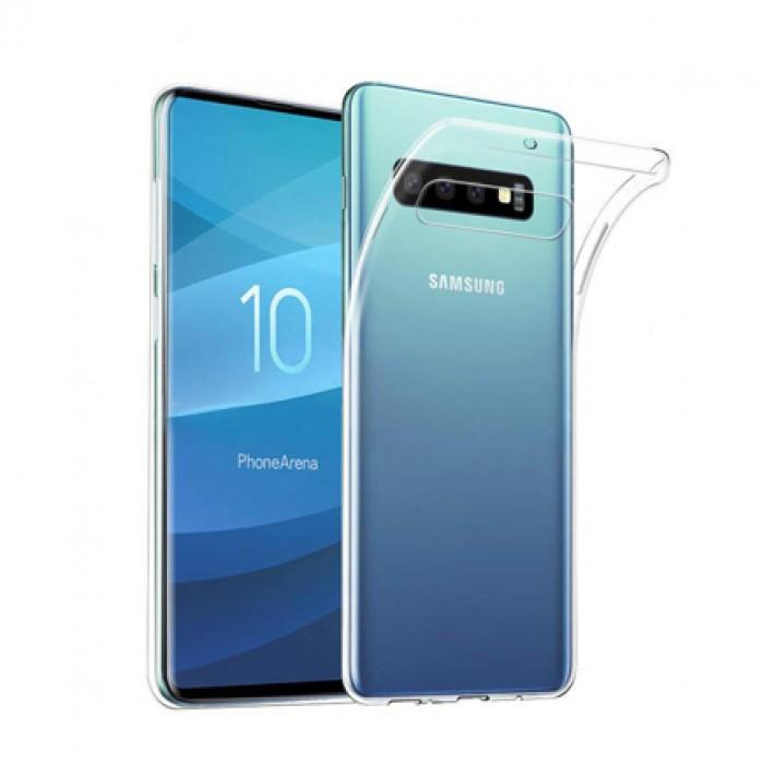 Силиконовый чехол для Samsung Galaxy S10+