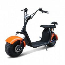 Электроскутер SEEV CityCoco Orange (оранжевый)