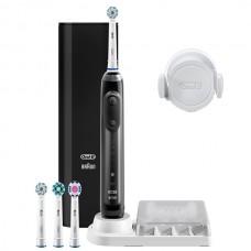 Электрическая зубная щетка Braun Oral-B Genius 10000N/D701.545.6XC Black