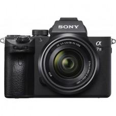 Фотоаппарат Sony ILCE-7M3K kit