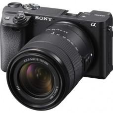 Фотоаппарат Sony A6400 + SEL18135 (18-135mm f/3.5-5.6) Black