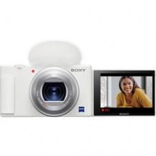 Камера для ведения видеоблога Sony ZV-1, белый