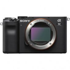 Фотоаппарат Sony Alpha A7C ILCE-7C Body black