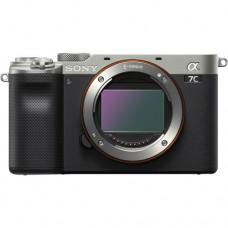 Фотоаппарат Sony Alpha A7C ILCE-7C Body silver