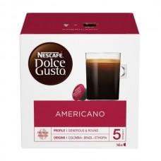 Кофе в капсулах Nescafe Dolce Gusto Американо 16 шт