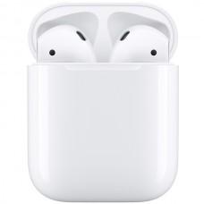 Наушники Apple AirPods 2 (без беспроводной зарядки чехла) MV7N2RU/A