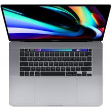 Apple MacBook Pro 16 2019 MVVJ2LL/A Touch Bar, 6 Core i7 2,6 ГГц, Radeon Pro 5300M, 16Гб, 512Гб SSD, Серый космос
