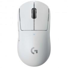 Беспроводная мышь Logitech G Pro X Superlight, белый (910-005942)