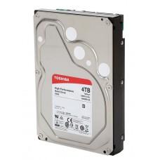Жесткий диск Toshiba 4 TB HDWE140UZSVA