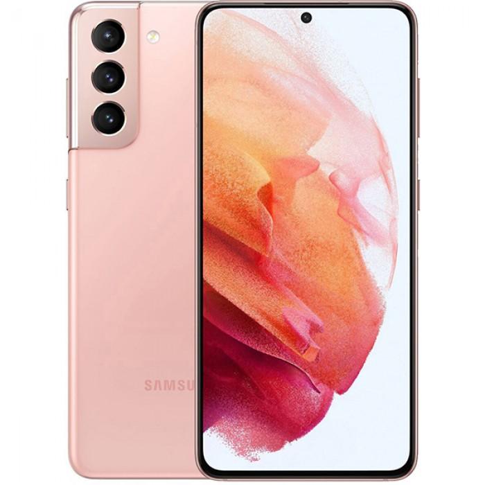 Смартфон Samsung Galaxy S21 5G 128GB Розовый Фантом