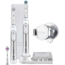 Электрическая зубная щетка Oral-B Genius 8900 белый