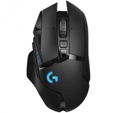 Беспроводная мышь Logitech G G502 Lighspeed, черный (910-005567)
