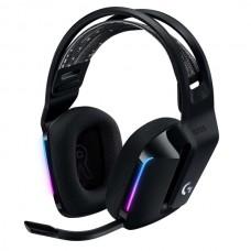 Компьютерная гарнитура Logitech G G733 LightSpeed black (981-000864)