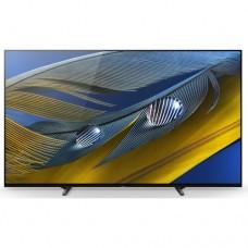 "4K OLED телевизор Sony XR-55A80J 55"" (2021), черный"