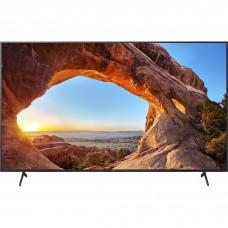 "4K телевизор Sony KD-65X85TJ 65"" (2021), черный"